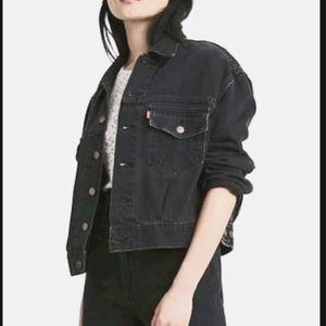 Levi's red label denim jacket